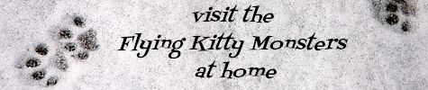 visit the Flying Kitty Monsters at home