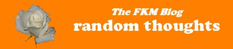 The FKM blog