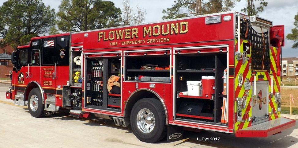 Flower Mound TX Fire Department Photos